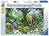 Ravensburger 14171 - Harmonie im Dschungel