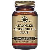 Solgar Acidophilus Plus Avanzado - 120 Cápsulas