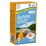 16 x Bozita Dog Tetra Recard Happen in Gelee Junior 480g, Nassfutter, Hundefutter