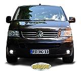 Fahrzeugspezifisches LED-Tagfahrlicht-Set - Mit Dimmfunktion inkl. ECE & RL Prüfzeichen - TÜV Eintragungsfrei.