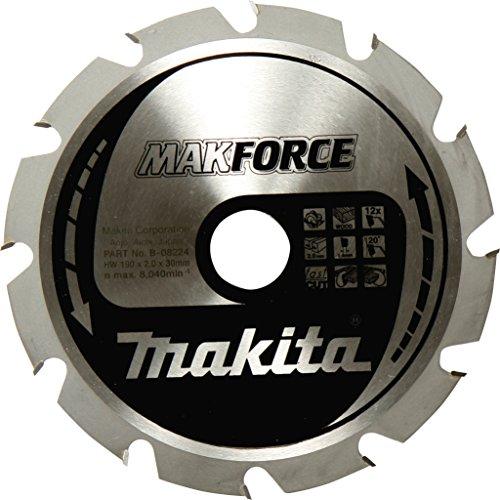 Makita B-32144 MAKFORCE Saegeb. 190x30x12Z