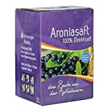 Obsthof Stockinger Aronia Muttersaft Bag in Box, 1x 5 l