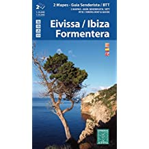 Elvissa/Ibiza-Formentera Wanderkarte 1 : 50.000 - 1 : 30.000