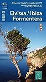Eivissa/Ibiza-Formentera. 2 mapas excursionistas. Guías excursionista y BTT. Escala 1:50.000/1:30.000. Editorial Alpina.