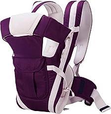 Avisa Global Unisex Luxury Series-4 Way Position Baby Carrier (Purple)