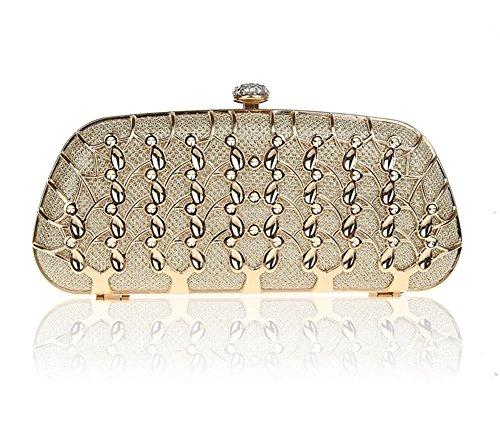 Strass Schnalle Handtasche/Mode Abendtasche/Hochwertige Bankett/Braut Clutch/Cheongsam Kleid Paket-A B