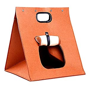 3-in-1-Multifunctional-Pet-Cat-Carrier-Foldable-Small-Dog-Bed-Cat-House-Carry-Bag-Felt-Cloth-Foldable-Dog-Bed-Nest-Pet-House
