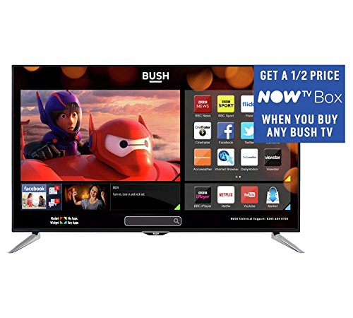 Bush 55 Inch Full HD Freeview HD Smart LED TV