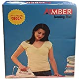 Amber Ironing Mat With Attached Silicon Pad