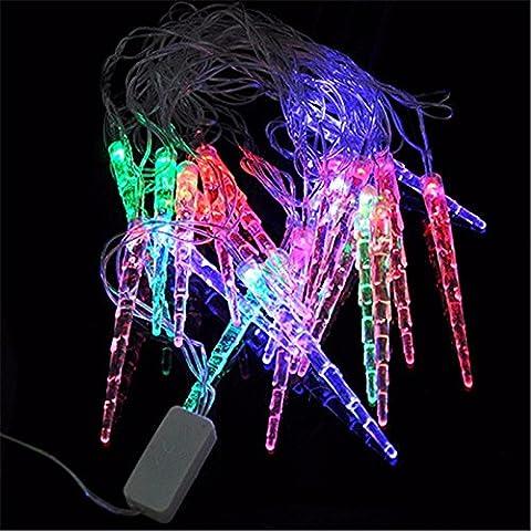 Il giorno di Capodanno Natale Decorazione lampada LED 7 , il colore della lanterna