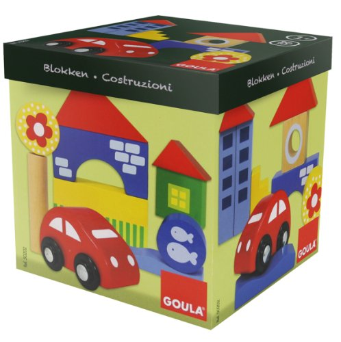 Goula 50202 - Pack 26 Architetture