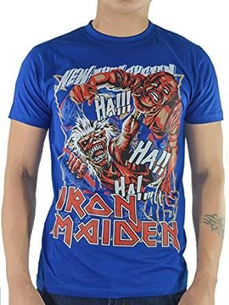 IRON MAIDEN BLUE T-Shirt