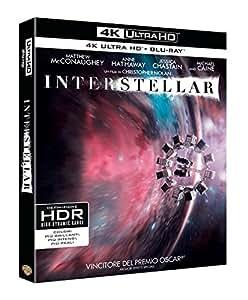 Interstellar (4K ULTRA HD + Blu Ray)