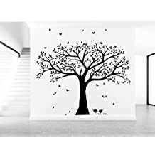 stickers arbre geant. Black Bedroom Furniture Sets. Home Design Ideas