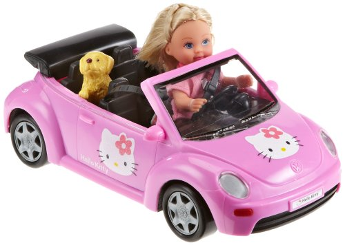 Simba - 105737843 - Poupée - Hello Kitty - Evi Love Beetle
