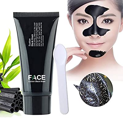 Blackhead Remover Mask, FaceApeel-Peel Off Black Head Acne Treatments,Face Cleaning Mask+Spoon by FaceApeel