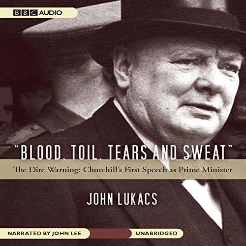 Blood, Toil, Tears, and Sweat  Audiolibri