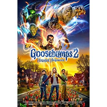 Import Posters Goosebumps 2 Haunted Halloween Us Movie Wall