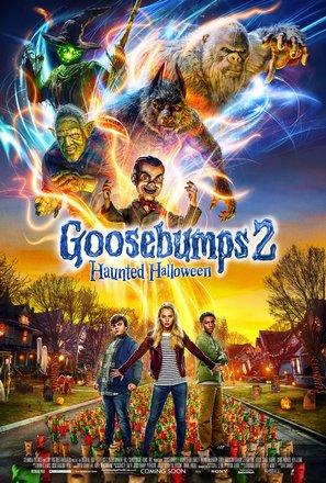(Import Posters Goosebumps 2 : Haunted Halloween – U.S Movie Wall Poster Print - 30CM X 43CM Brand New)