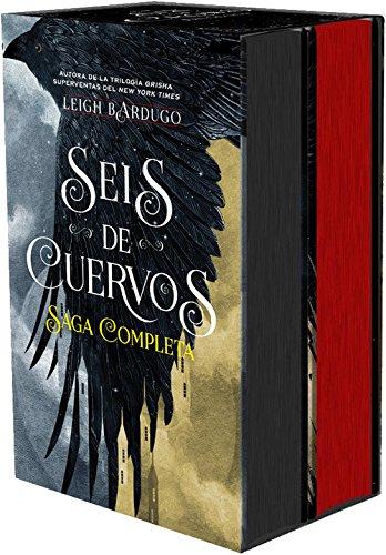 Estuche Especial, Seis de Cuervos y Reino de Ladrones, Colección Grisha por Leigh Bardugo