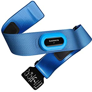 51dJqbLRMIL. SS300  - Garmin Adult-Unisex Premium HRM-Dual - Heart Rate Monitor Chest Strap, Real Time Heart Rate Data via Bluetooth Low Energy, ANT+, Black, One Size