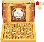 Ghasitaram Gifts Bhaidooj Gifts Sweets - Soft Mysore pak (400 GMS)