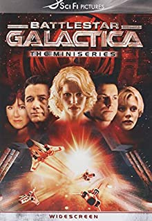 Battlestar Galactica: The Miniseries [DVD] [2004] [Region 1] [US Import] [NTSC] (B00064AFBE) | Amazon price tracker / tracking, Amazon price history charts, Amazon price watches, Amazon price drop alerts