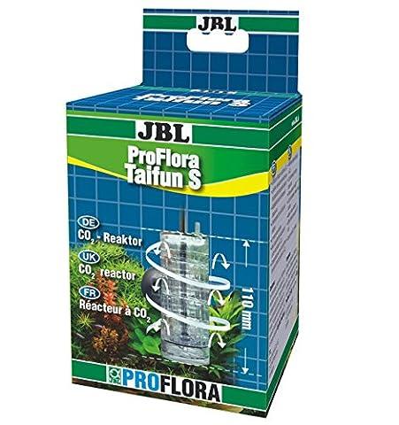 JBL CO2-Hochdiffusionsreaktor für Süßwasser-Aquarien von 50-200 l, Pro Flora Taifun S, 63472