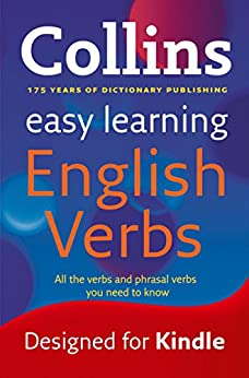 Easy Learning English Verbs (Collins Easy Learning English) by [Collins UK]