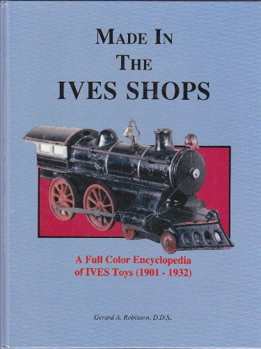 Made in the Ives Shops (Limited) por Gerard A. Robinson