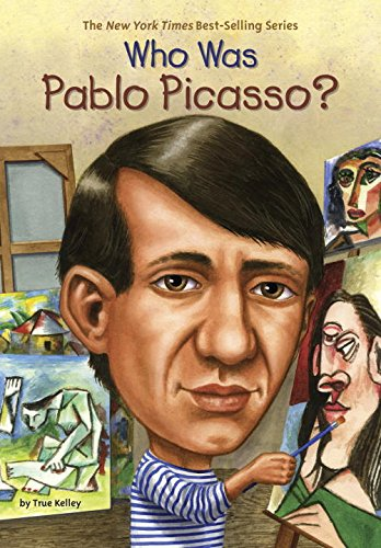 Who Was Pablo Picasso?/Anglais