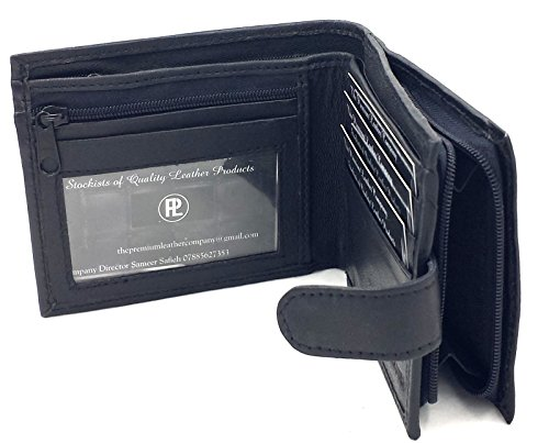 mens-soft-black-smooth-leather-credit-card-wallet-with-zip-coin-pocket-id-window