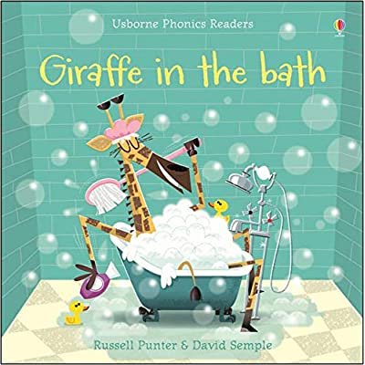 Giraffe In The Bath. Ediz. A Colori