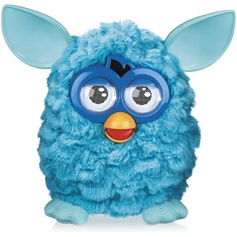 Hasbro - Furby (color verde azulado) [importado de Inglaterra] (habla Furbish e inglés)