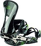 Nitro Snowboards Nitro Snowbaords - Macchina da snowboard da uomo '20 Premium Highend Freeride Carving Carbon Bindung, nero, L