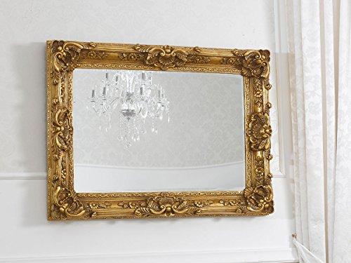 specchiera-specchio-cornice-intagliata-barocco-foglia-oro-specchio-molato
