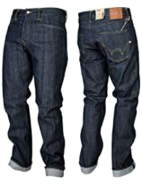 Jeans ED-39 Regular Red Listed Selvage Denim Unwashed EDWIN