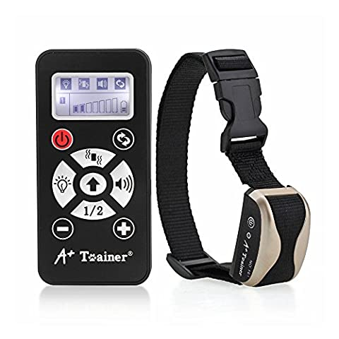 marsboy A+ Trainer 800 Meters Remote Dog Training Collar Waterproof