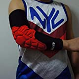 INFIKNIGHT1 Piece Basketball anticollision Bracer Quick Dry Football Elbow Pads Muscle Tape Basketball arm Sleeve Elbow Support Protector