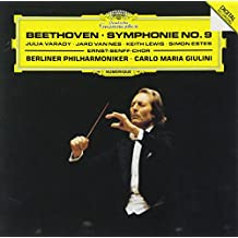 Beethoven : Symphonie, n° 9 [Import anglais]