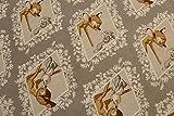 Disney-Bambi-Druck aus Baumwolle,10traumhafte Designs
