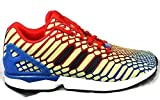 adidas Zx Flux, Herren Sneaker weiß Green White Gold BB5477 36.5 EU, weiß - red Black White AQ4533 - Größe: UK 10,5 EU 45 1/3 US 11