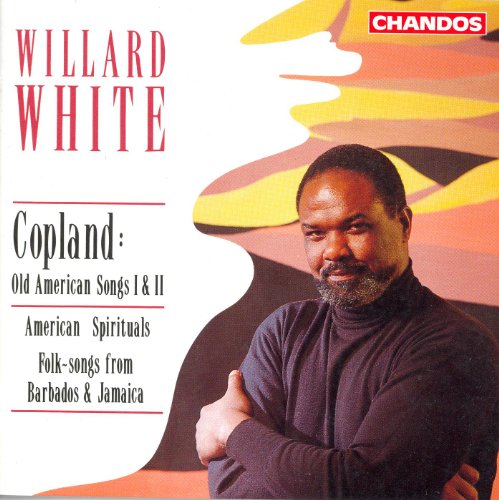 Copland: Old American Songs / American Spirituals (Songs American Old Copland)