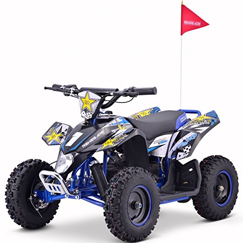 Used, Renegade LT100E Electric Battery 1000w Quad Bike - for sale  Delivered anywhere in UK