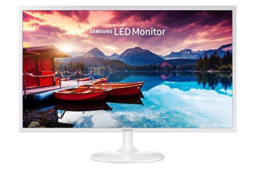 Samsung S32F351FUU 32Zoll Full HD VA Weiß Flach Computerbildschirm - Computerbildschirme (81,3 cm (32 Zoll), 1920 x 1080 Pixel, LED, 5 ms, 250 CD/m², Weiß)