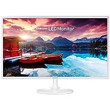 "Samsung S32F351FUU 32"" Full HD VA Blanco Plana pantalla para PC - Monitor (81,3 cm (32""), 1920 x 1080 Pixeles, LED, 5 ms, 250 cd/m², Blanco)"