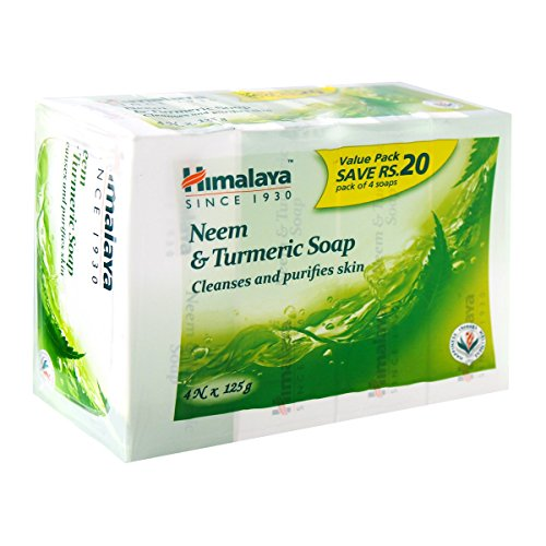 Himalaya-Herbals-Neem-and-Turmeric-Soap-125gm-Pack-of-4-with-Value-Pack-Save-Rs20