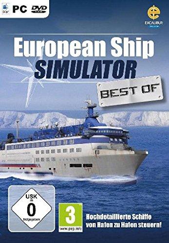 Preisvergleich Produktbild European Ship Simulator - Best of
