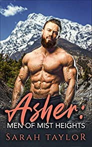 Asher: A Mountain Man Curvy Woman Romance (Men of Mist Heights Book 2) (English Edition)