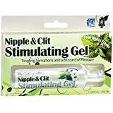 DOC JOHNSON Nipple and Clit Minze Stimulierendes Gel für Klitoris und Burstwarzen